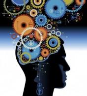 Mental Health Brain Man